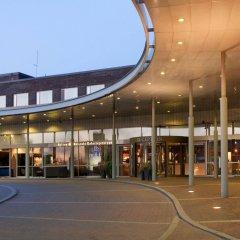 Отель Hilton Helsinki Kalastajatorppa вид на фасад
