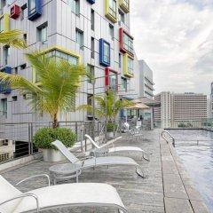Отель InterContinental Singapore Robertson Quay бассейн фото 3