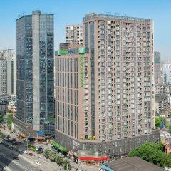 Отель Holiday Inn Express Chengdu West Gate фото 3