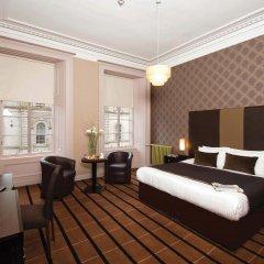Best Western Glasgow City Hotel комната для гостей
