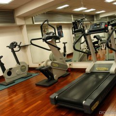 Отель Holiday Inn Venice Mestre-Marghera Маргера фитнесс-зал фото 3