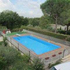 Отель La Cancellata di Mezzo Италия, Дзагароло - отзывы, цены и фото номеров - забронировать отель La Cancellata di Mezzo онлайн бассейн фото 2