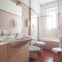 Отель IH Hotels Milano ApartHotel Argonne Park Италия, Милан - 2 отзыва об отеле, цены и фото номеров - забронировать отель IH Hotels Milano ApartHotel Argonne Park онлайн ванная