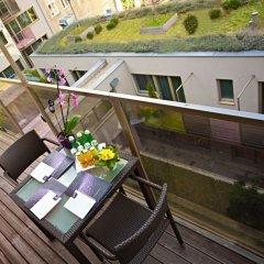Pakat Suites Hotel балкон