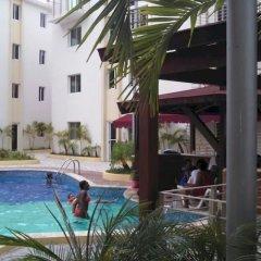 Отель Residencial D'Alessandro Бока Чика бассейн фото 3