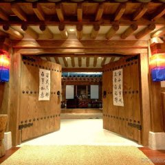 Отель Imperial Palace Seoul сауна