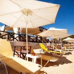 Paralio Hotel пляж