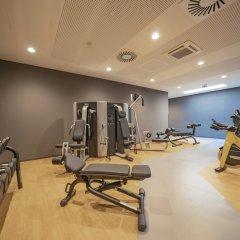 Отель roomz Vienna Prater фитнесс-зал фото 4