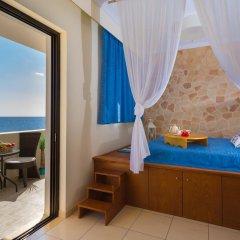 Отель Al Mare Villas балкон