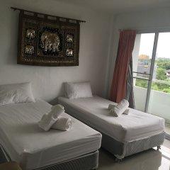 Jomtien Hostel Паттайя комната для гостей фото 5