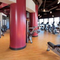 Отель Sheraton Grand Los Angeles фитнесс-зал фото 4