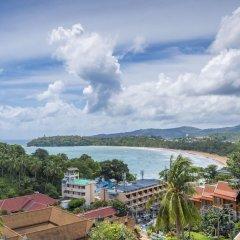 Отель Orchidacea Resort пляж
