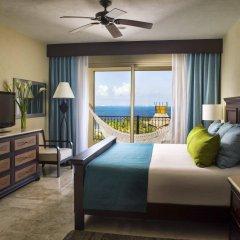 Отель Villa del Palmar Cancun Luxury Beach Resort & Spa Мексика, Плайя-Мухерес - отзывы, цены и фото номеров - забронировать отель Villa del Palmar Cancun Luxury Beach Resort & Spa онлайн комната для гостей фото 3
