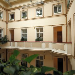 Отель WANDL Вена балкон