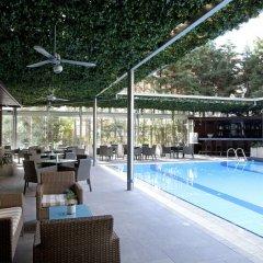 Lazart Hotel Ставроуполис бассейн фото 3