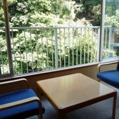 Отель Hakone Pax Yoshino балкон