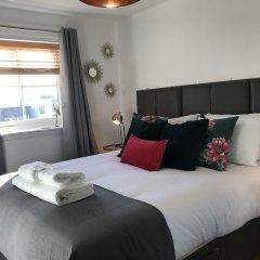 Отель Merchant City Apartments Великобритания, Глазго - отзывы, цены и фото номеров - забронировать отель Merchant City Apartments онлайн комната для гостей фото 4