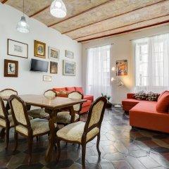 Апартаменты Monti Colosseum Apartment-Urbana комната для гостей фото 5