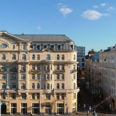 Отель Polonia Palace Варшава балкон