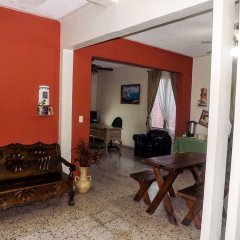 Отель La Posada B&B Гондурас, Сан-Педро-Сула - отзывы, цены и фото номеров - забронировать отель La Posada B&B онлайн интерьер отеля фото 2