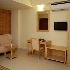 Отель Sandalwood Hotel & Retreat Индия, Гоа - отзывы, цены и фото номеров - забронировать отель Sandalwood Hotel & Retreat онлайн удобства в номере