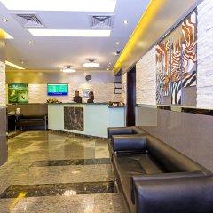 Oasis Deira Hotel интерьер отеля