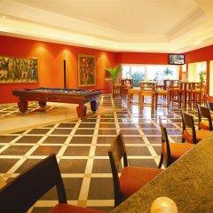 Отель Hilton Playa Del Carmen развлечения