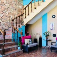 Hotel Colonos Кабо-Сан-Лукас интерьер отеля