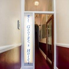 Отель St. George's Pimlico удобства в номере