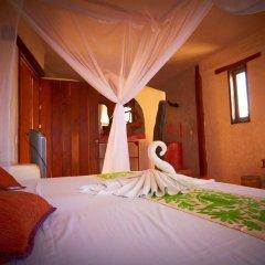 Отель Posada del Sol Tulum комната для гостей фото 4