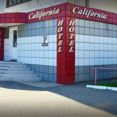 Hotel California парковка