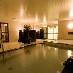 Отель Dormy Inn Nagasaki Hot Spring Нагасаки бассейн