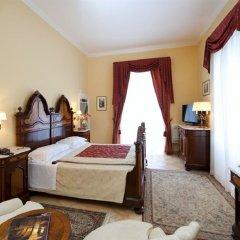 Charme Hotel Villa Principe di Fitalia Сиракуза комната для гостей фото 5