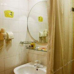 Отель Home Inn Xi'an West 2nd Ring Road Tumen ванная фото 2