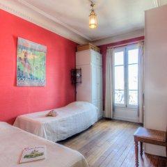Отель Leclerc A Франция, Париж - отзывы, цены и фото номеров - забронировать отель Leclerc A онлайн комната для гостей фото 5