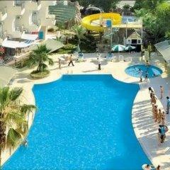 Asrin Beach Hotel Турция, Аланья - отзывы, цены и фото номеров - забронировать отель Asrin Beach Hotel - All Inclusive онлайн бассейн