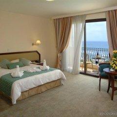 Aquamare Beach Hotel & Spa комната для гостей фото 5