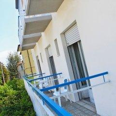 Отель Montefiore Италия, Риччоне - отзывы, цены и фото номеров - забронировать отель Montefiore онлайн балкон