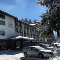 Hotel Panorama Pamporovo парковка