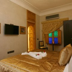 Отель Riad Zaki комната для гостей фото 5