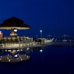 Отель Obzor Beach Resort Аврен приотельная территория