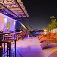 Отель Alanis Lodge Phu Quoc бассейн