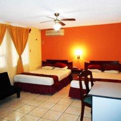 Отель Suites Los Jicaros комната для гостей фото 2