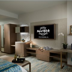 Seminole Hard Rock Hotel and Casino удобства в номере фото 2