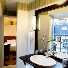 Hotel Quartier Latin ванная фото 2