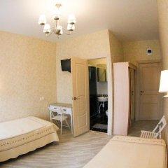 Мини-отель Старая Москва 3* Стандартный номер с двуспальной кроватью фото 26