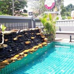 Отель Livit70's hotel & hostel Таиланд, Паттайя - отзывы, цены и фото номеров - забронировать отель Livit70's hotel & hostel онлайн бассейн фото 3