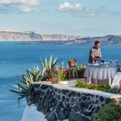 Отель Andronis Luxury Suites пляж