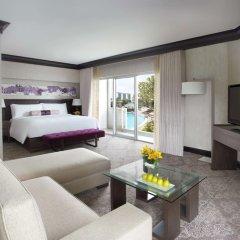 Отель Fairmont Singapore Сингапур комната для гостей фото 5