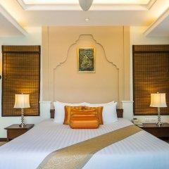 Отель Ravindra Beach Resort And Spa сауна